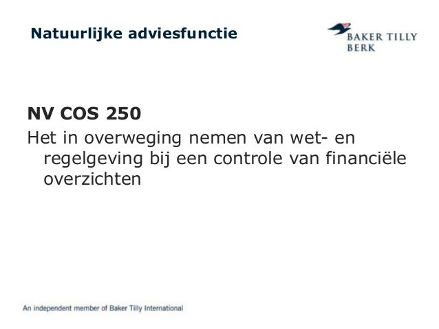 Value Of Audit Presentatie Ted Verkade