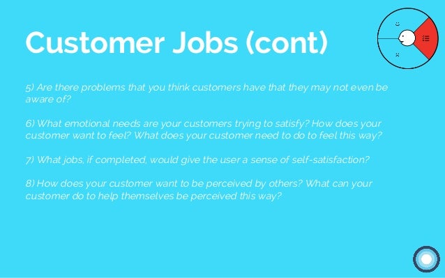 Use the following trigger questions to help you think of different potential customer gains: 1) Which savings would make y...