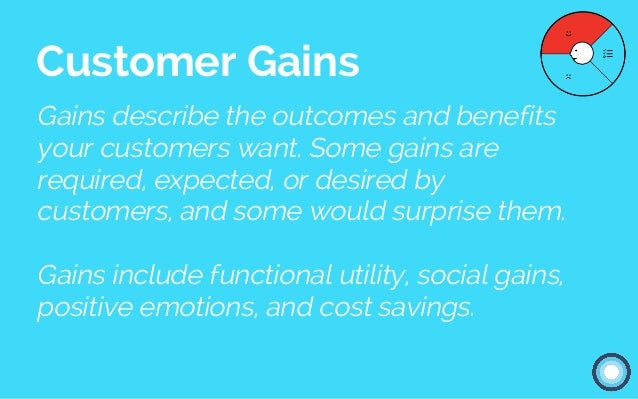 5) What positive social consequences do your customers desire? What makes them look good? What increases their power or th...