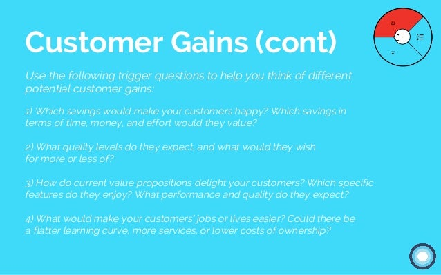 Pains describe anything that annoys your customers before, during, and after trying to get a job done or simply prevents t...