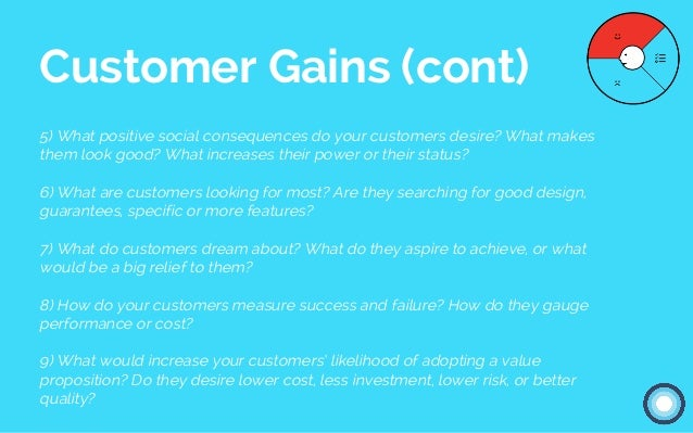 Use the following trigger questions to help you think of different potential customer pains: 1) How do your customers defi...