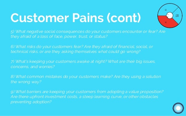 Gain Creators describe how your products and services create customer gains. They explicitly outline how you intend to pro...