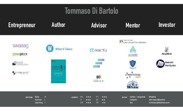 Value Proposition Design by Tommaso Di Bartolo Slide 2