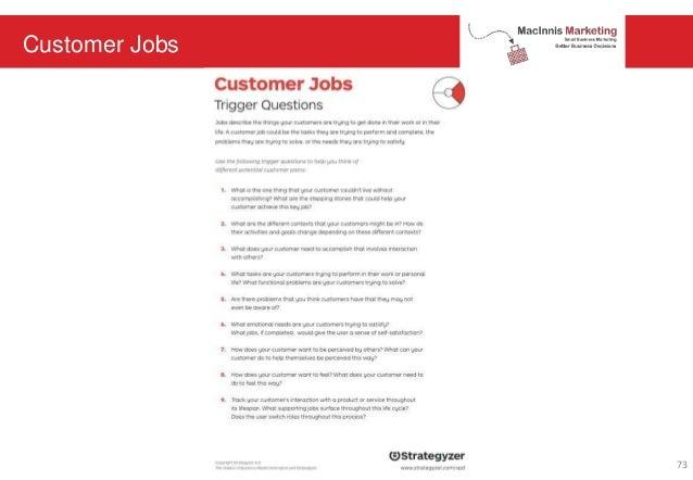 Customer Jobs 73