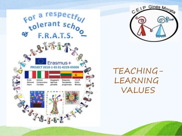 TEACHING- LEARNING VALUES