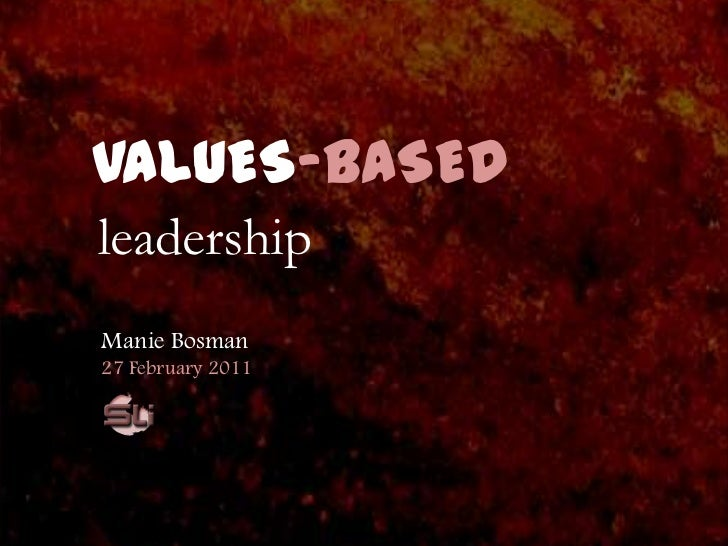 leadership and values By christopher a bylone 1 temperament a combination of natural genetic traits that always subconsciously, affects our behavior temperament is the foundation upon which leaders construct the values of their character and personality 2 openness, honesty & integrity leaders will notread more.