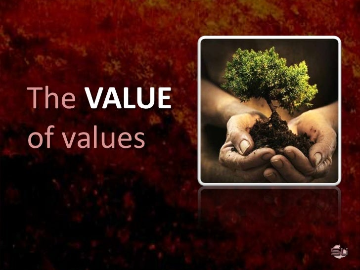 About values-based leadership
