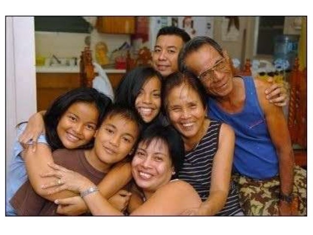 strong family ties filipino