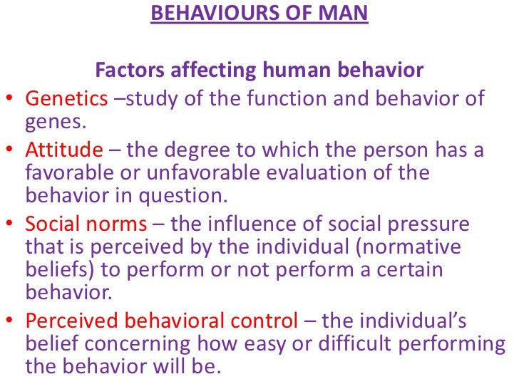 genetics and human behaviour Genetics and behavior chromosomes and genes psychology, and ethology (the scientific study of human and animal behavior) genetics plays a large role in when and how learning, growing, and development occurs for example.