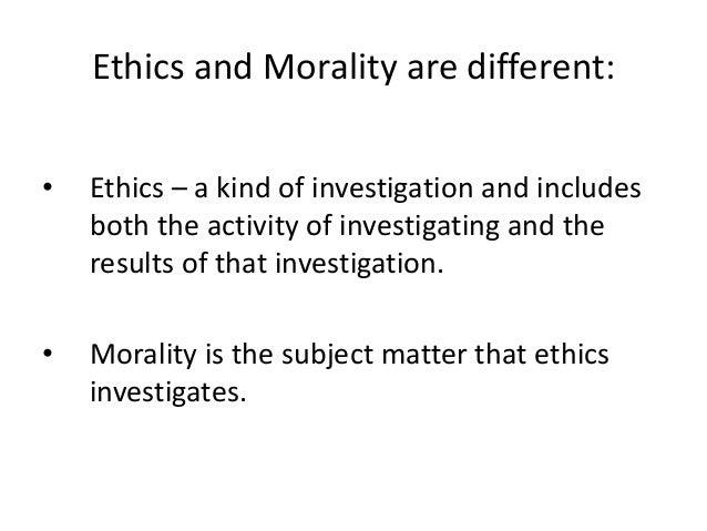 Cultural Relativism vs. The Minimum Conception of Morality