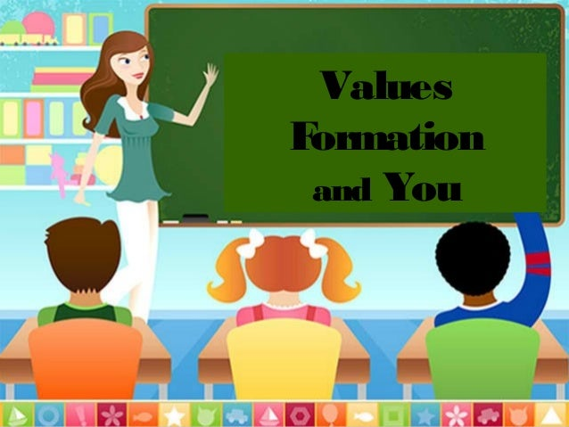Formation of the filipino value