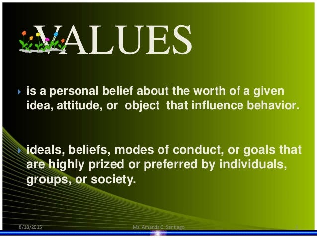 values formation The formation of values we start forming values in our childhood first we learn  to appreciate things that fulfill our basic needs, but we value especially those.