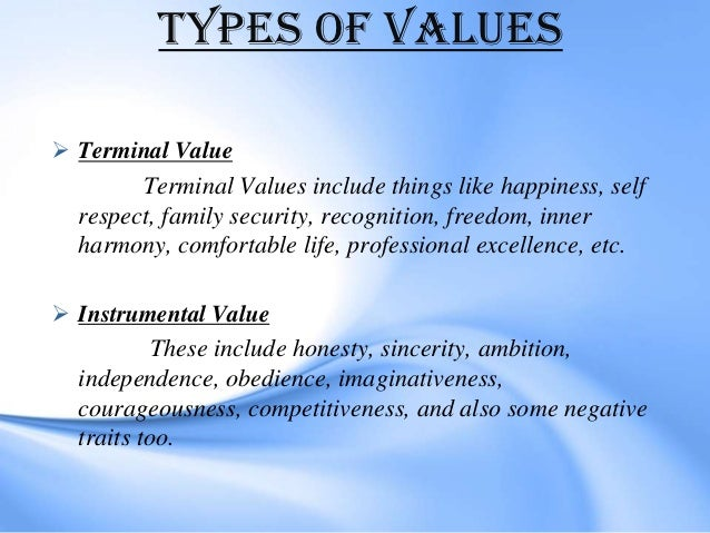 importance of values and organizational behavior Individual behavior in most of the text and research emphasizes the importance of individual behavior and how managers personal values and social behavior.