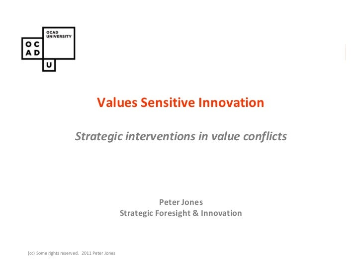 Values Sensitive Innovation                                          PAIN CONSULT                       StrategicConcept d...