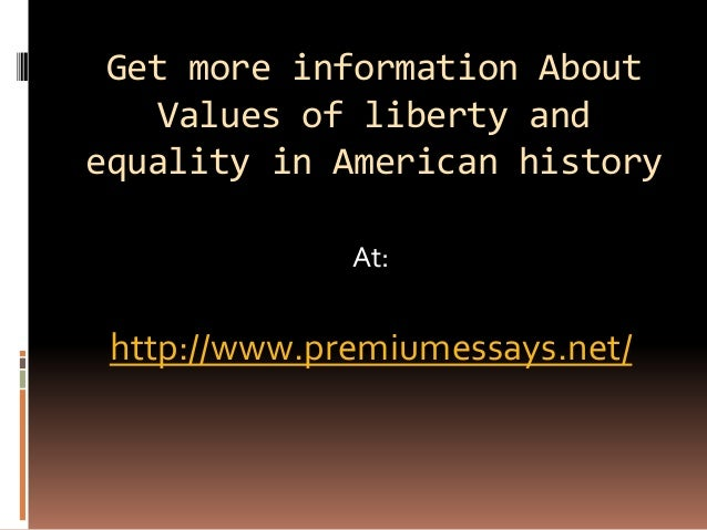 liberty and equality Share the best equality quotes collection with funny, inspirational and motivational quotations by famous authors on equality, liberty, empowerment.