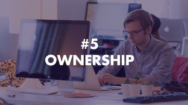 #5 OWNERSHIP