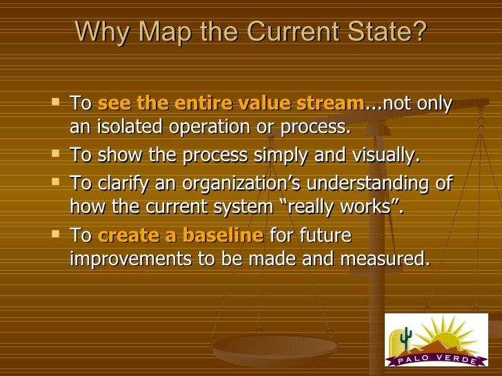 Value Stream Mapping Overview Update