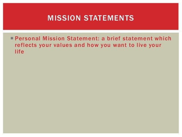 Identifying your values and personal mission statement for Adobe mission statement