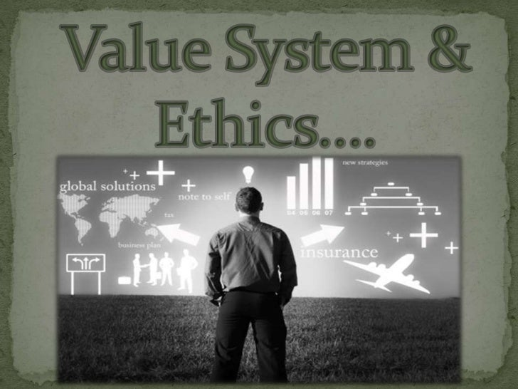  Concept of Values Values & Ethics Values & Attitudes Types of Values Determinants of Values Importance of Values in...