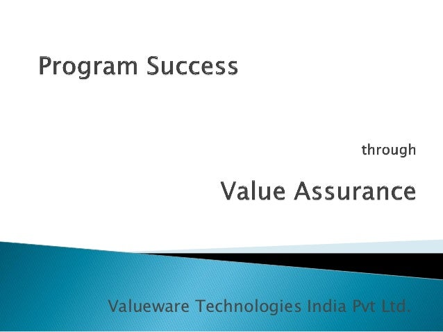 Valueware Technologies India Pvt Ltd.