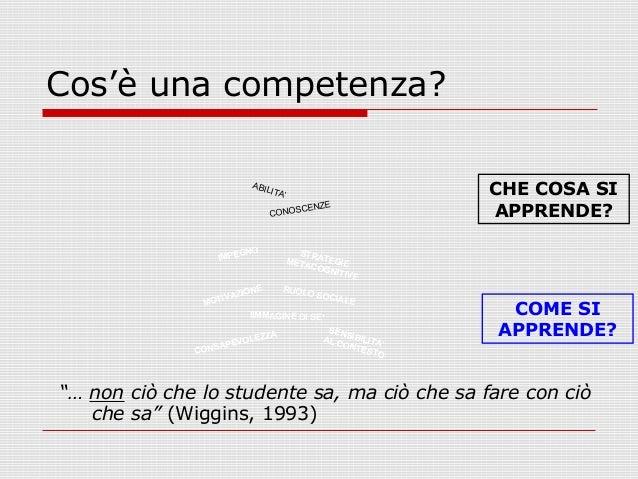 Valutare per competenze compiti autentici Slide 2