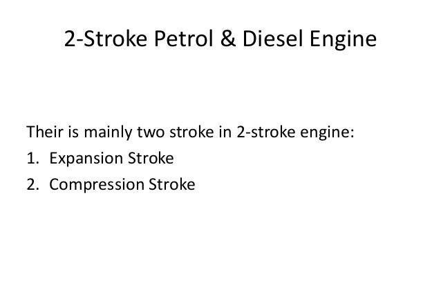 Valve Timing Diagram For Four Stroke Two Stroke Diesel Petrol