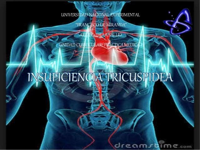 "UNIVERSIDAD NACIONAL EXPERIMENTAL ""FRANCISCO DE MIRANDA"" AREA Cs DE LA SALUD UNIDAD CURRICULAR: PRACTICA MEDICA I"