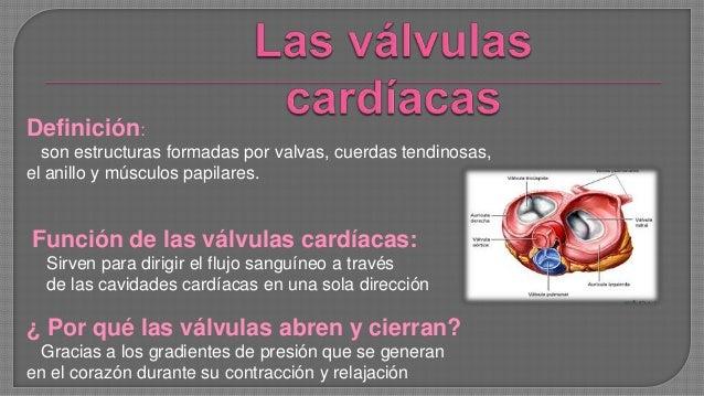 Valvulopatias Fisiopato y semiologia