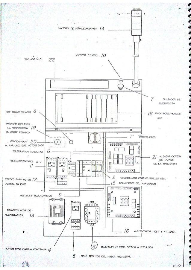 Vamatex manual electrico wp 1988