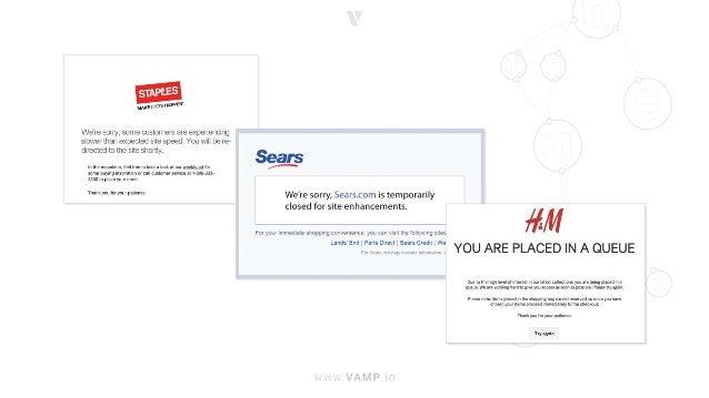 Vamp - The anti-fragilitiy platform for digital services Slide 2