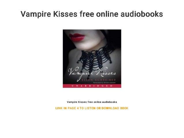 vampire kisses 1 pdf free download