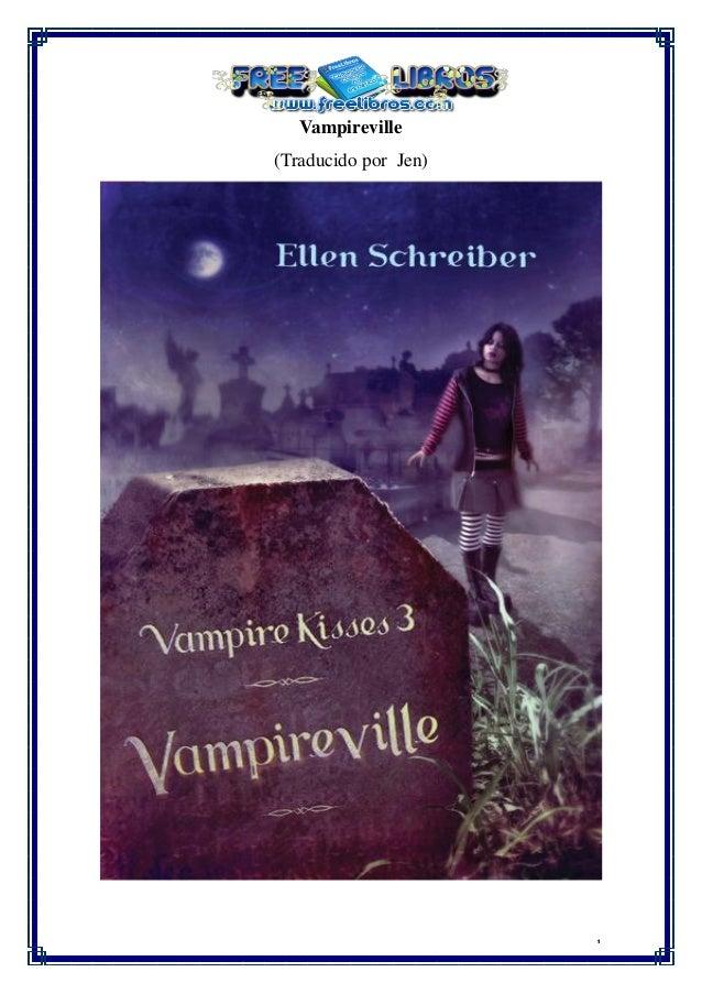 Vampireville por Ellen Schreiber