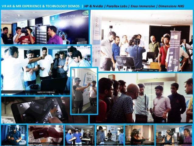 An overview of vamrr VR Dev Con | Mumbai 18 March Slide 2