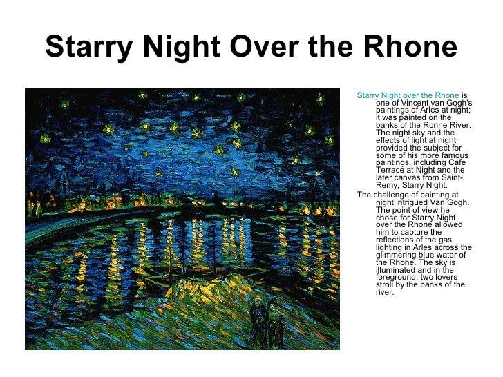 Starry Night Oil Paintings