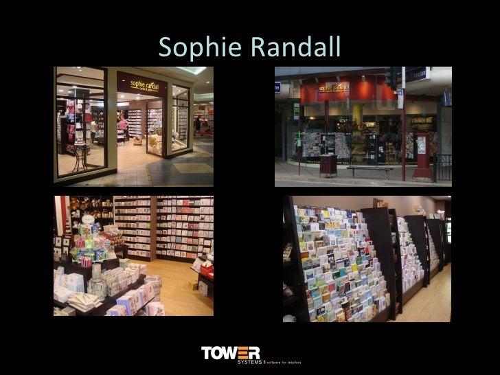 Sophie Randall