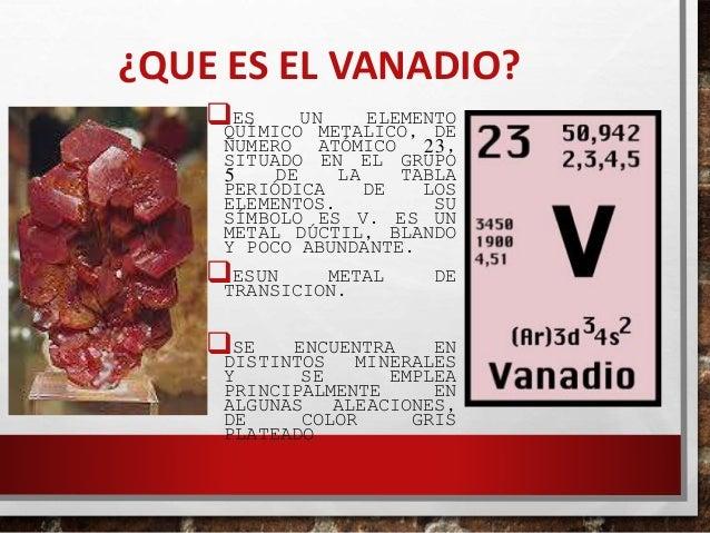 Vanadio 4 638gcb1403800284 plateado 4 propiedades del vanadio urtaz Image collections