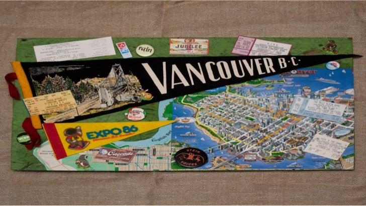 Vancouver Culture Anecdotes