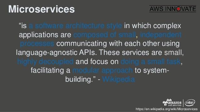 Vancouver keynote - AWS Innovate - Sam Elmalak