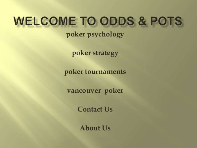Poker Vancouver