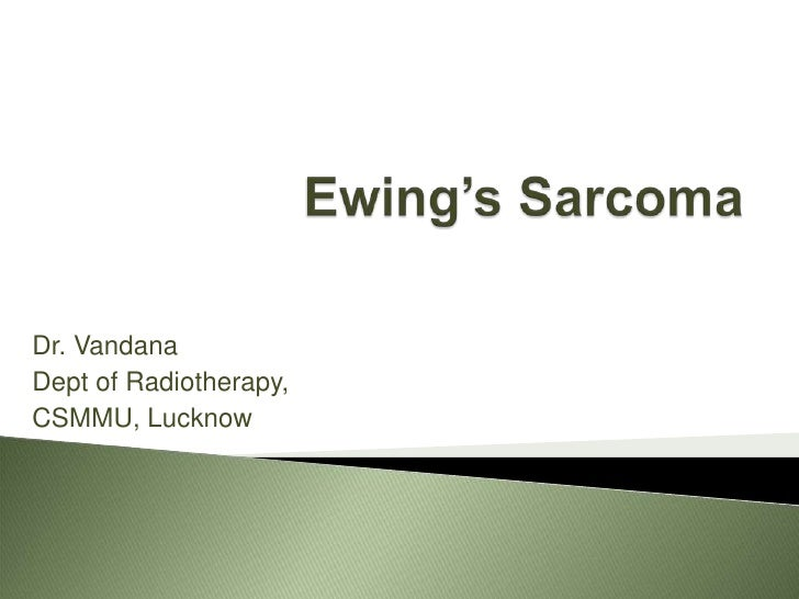 Dr. VandanaDept of Radiotherapy,CSMMU, Lucknow