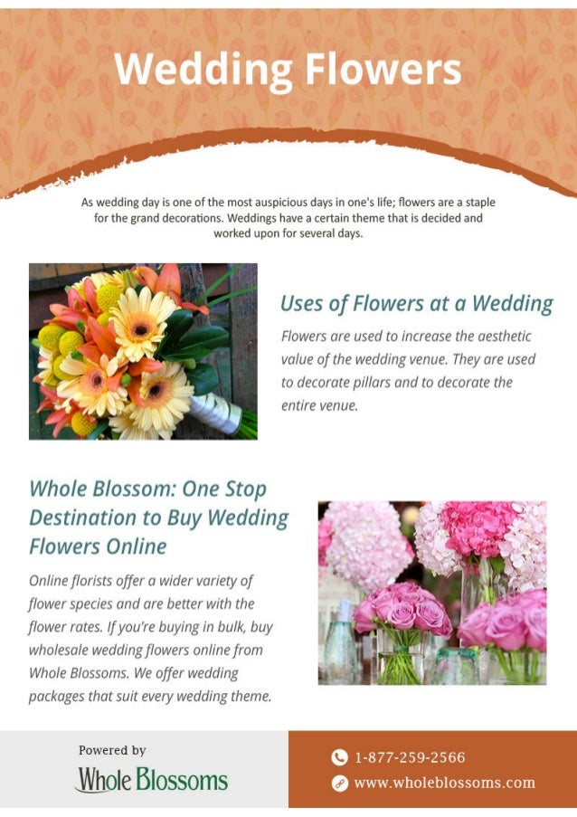 Best Uses Of Cheap Wedding Flowers Online On Your Big Day