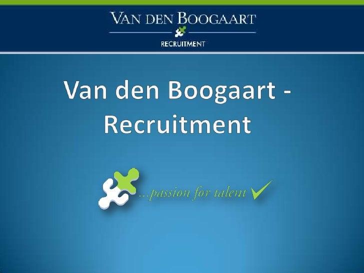 Recruitment HR, Finance, Office Een actief bestand met meer dan 10.000 kandidaten! Starters, midcareers en professional...
