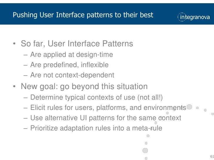 Step 4. Which User Interface pattern is usable?<br />Solution #1<br />Used tools<br />Jquery<br />Applied techniques<br />...