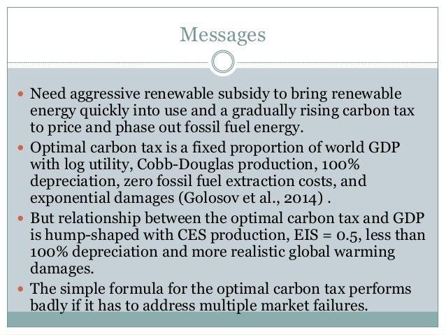 Policy issues in combating climate change, Frederick van der Ploeg Slide 3