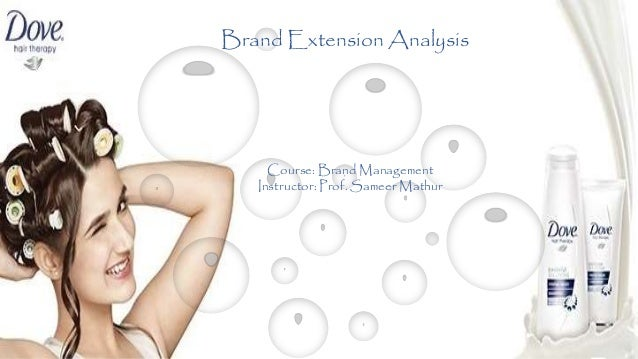 Brand Extension Analysis Course: Brand Management Instructor: Prof. Sameer Mathur