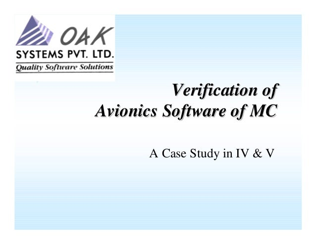 avionica case study hva