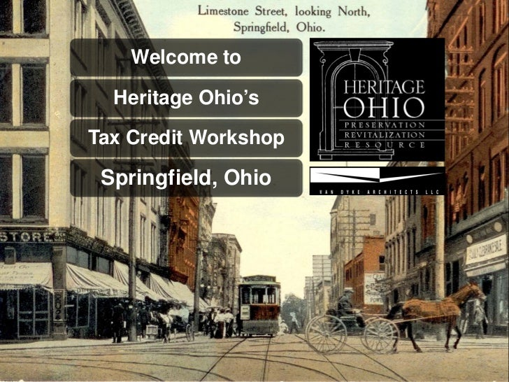 How Historic Tax Credits Work
