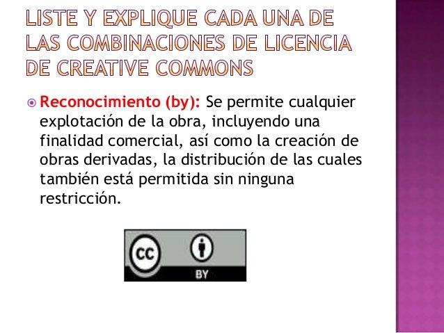  Reconocimiento – No Comercial (by-nc): Se permite la generación de obras derivadas siempre que no se haga un uso comerci...