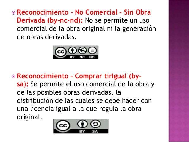  Reconocimiento – Sin Obra Derivada (by- nd): Se permite el uso comercial de la obra pero no la generación de obras deriv...