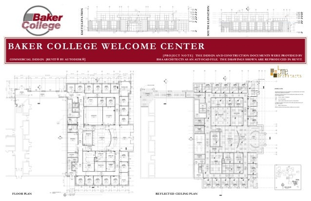 BAKER COLLEGE WELCOME CENTERCOMMERCIAL DESIGN ...
